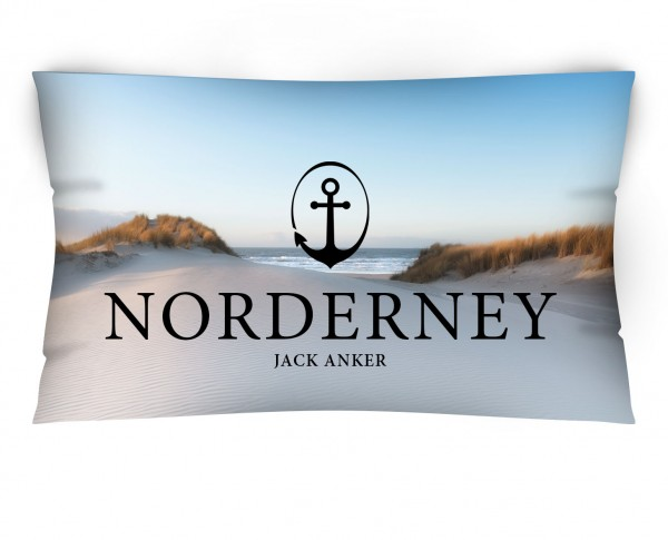 Norderney Kissen breit