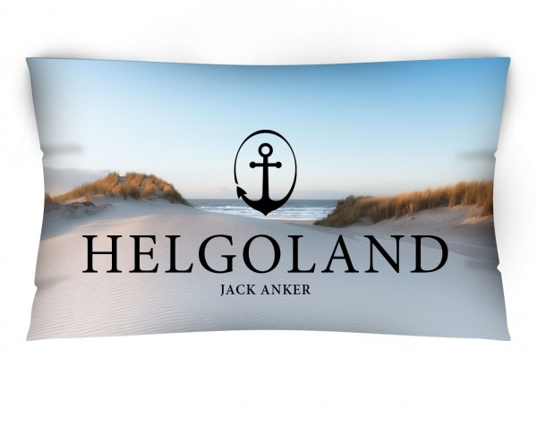 Helgoland Kissen breit