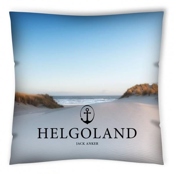 Helgoland Kissen